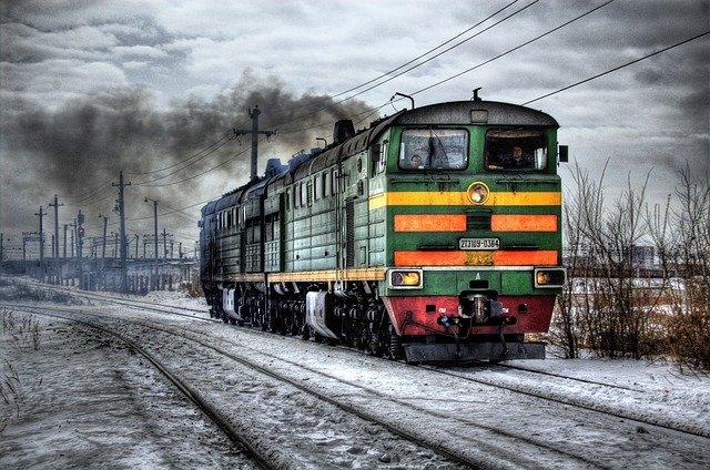 Jak sledovat vlaky?
